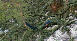google maps, Swissholidayhouse.com