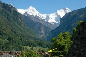 Ferienwohnung Jungfrau region