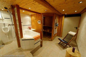 Sauna cottage Switzerland