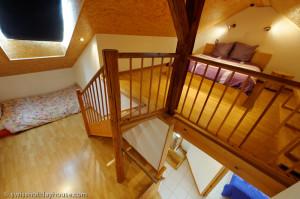 the loft swiss house rental